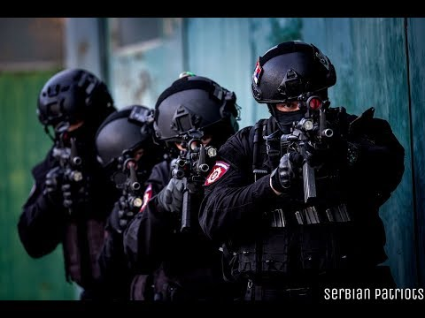 Serbian Army 2018 (Dogodine u Prizrenu) 4K