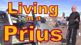 Living in a Toyota Prius