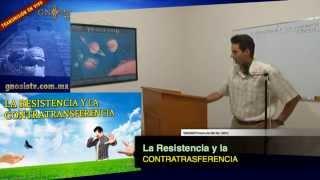 La resistencia y La contratransferencia