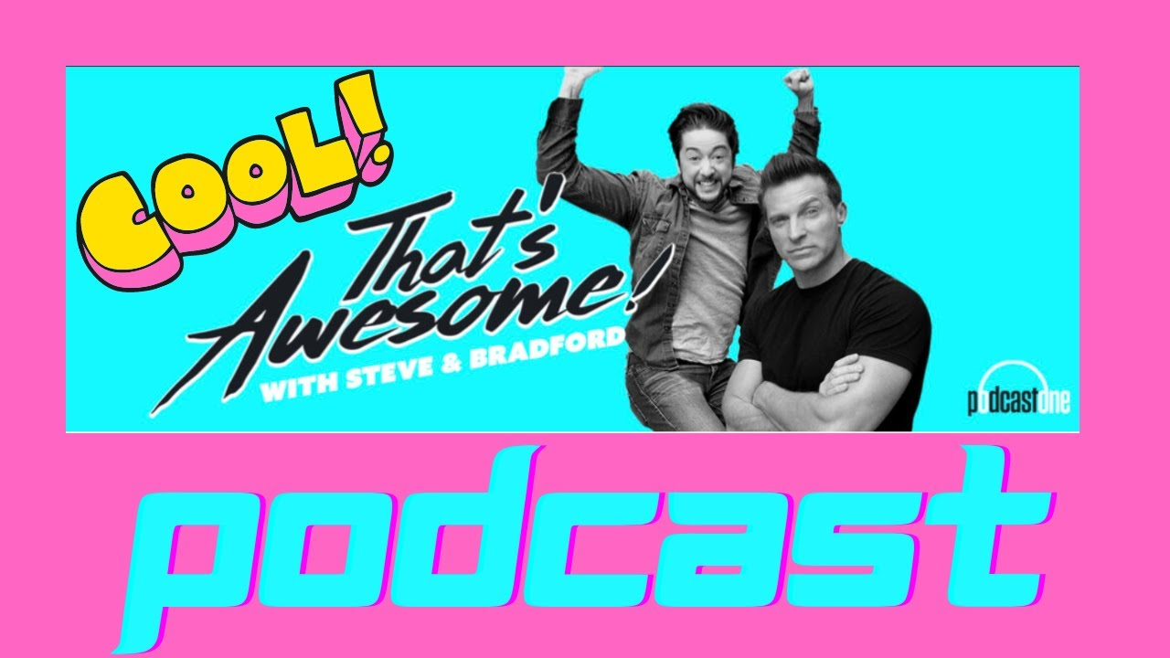 That's Awesome Podcast! Legend of The Jackal and Other Nonsense (FULL VIDEO)!