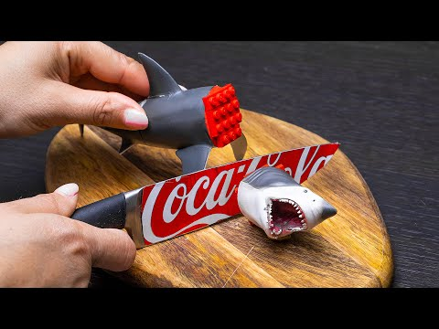 scary-food-recipes-|-lego-in-real-life