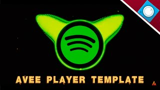 Template Audio Keren free 06 Spotify ( BLACK SCREEN ) [ Nocopyrightsong ]