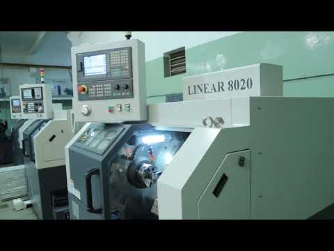 LINEAR 8020 Global CNC Automation
