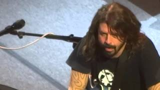Foo Fighters - This Is A Call - Live @Ziggodome - 05-11-2015 50fps