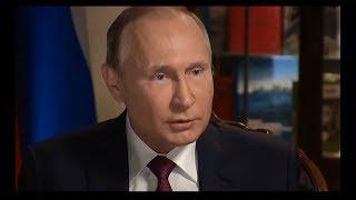 Putin über Giftgasangriffe, Staatsstreiche und Kräfte hinter Trump