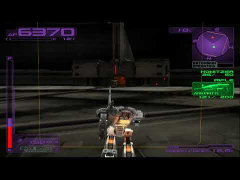 Armored Core 3 Gameplay Story 60FPS