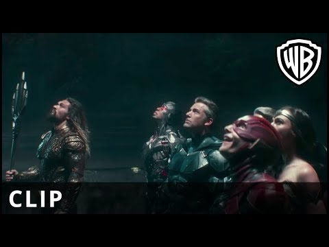 Justice League - The Team - Warner Bros. UK