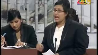 buft vs prime university atn bangla debate competition