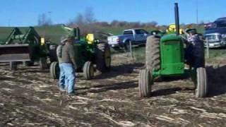 Farm Machinery Auction 2010