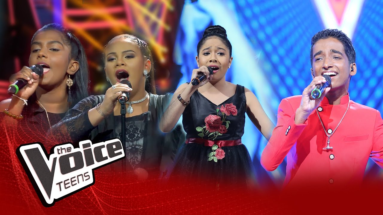 High Pitch Performance | The Voice Teens Sri lanka 2020