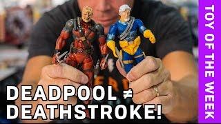 5 ways your deathstroke is not a deadpool!