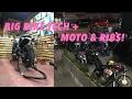 GakiMoto 64: Traffic Virgin No More! Ducati Scrambler Sixty2