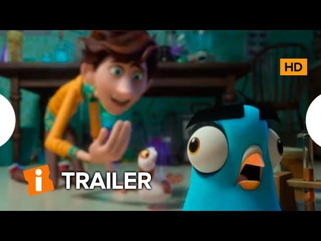 Um Espião Animal | Trailer 2 Dublado