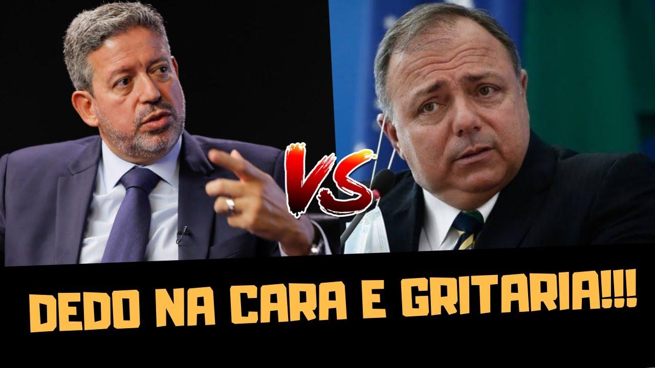 """LIRA METEU O DEDO NA CARA DO PAZUELLO!"", DIZ LUIS MIRANDA PRA PF"