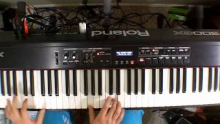 Mary Black/The Corrs: No Frontiers Piano Cover