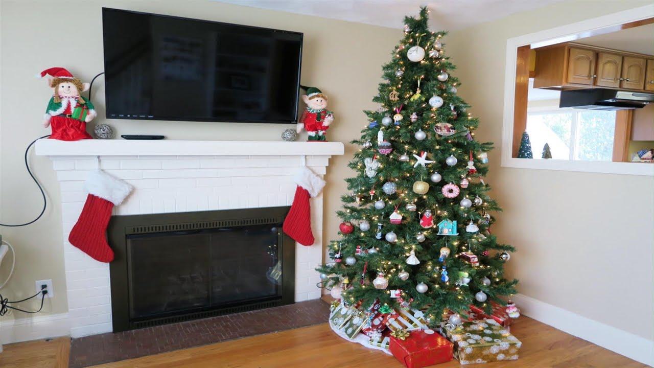 Christmas Decor House Tour Youtube