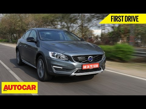 Volvo S60 Cross Country | First Drive | Autocar India