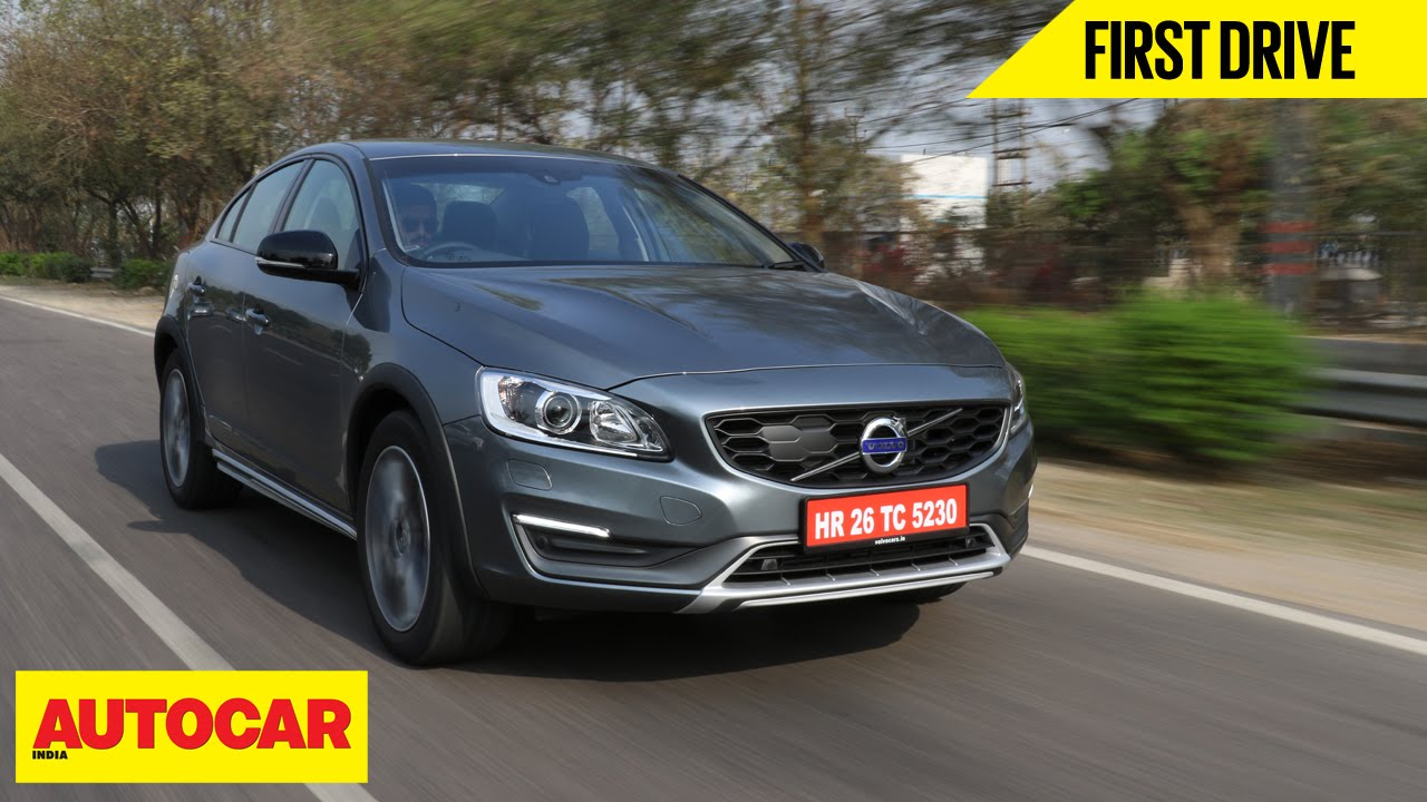 volvo s60 cross country first drive autocar india youtubeVolvo S60 Cross Country #19