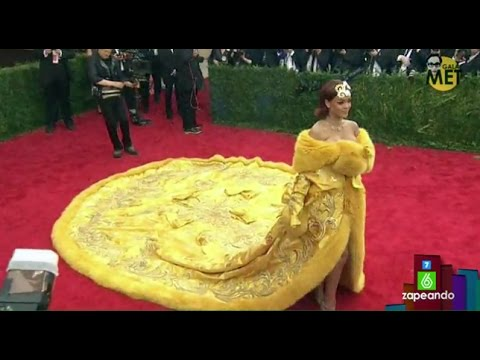 """Frank Blanco: """"Con este vestido, Rihanna se lo puso a los tuiteros 'a huevo'"""""""