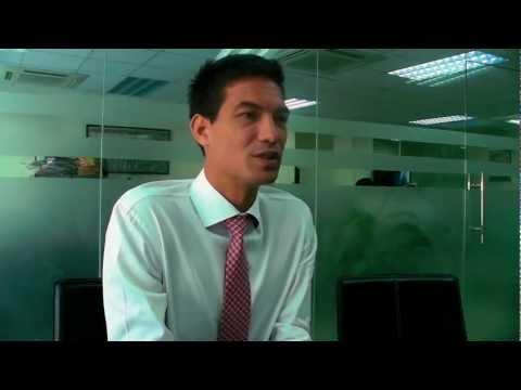Entrepreneurs d'Asie - Interview de Christophe Forsinetti