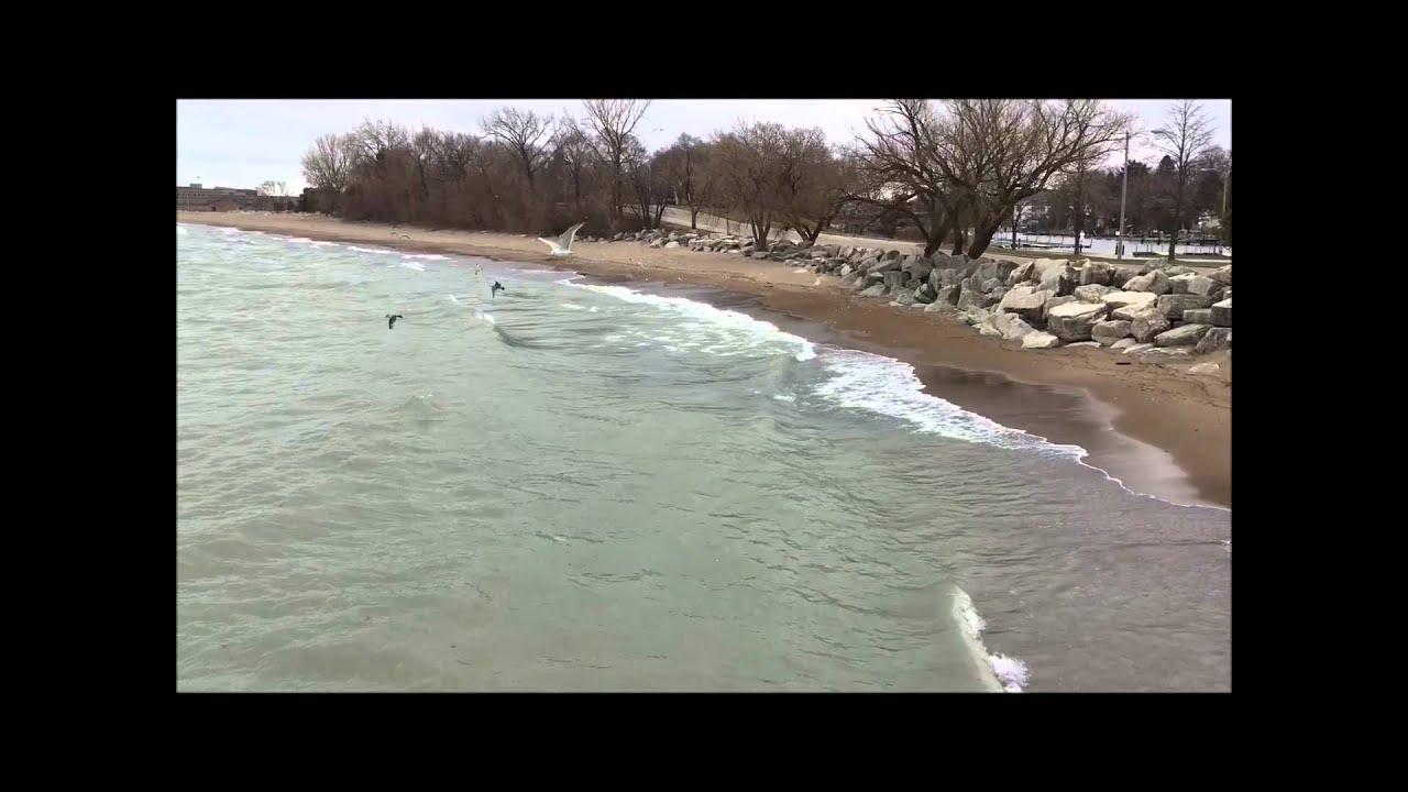 Simmons Island Beach Kenosha Wisconsin
