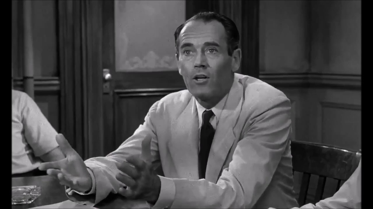 Download 12 Angry Men great scene