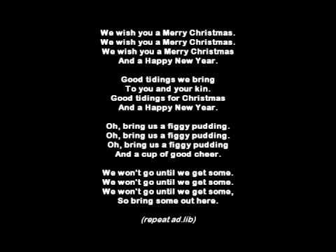 wishing for a white christmas lyrics