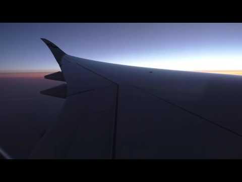 A350 Full flight with Finnair from Helsinki to Hong Kong  (Part 2 - Cruise)