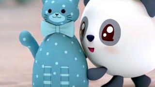 Малышарики - Новые серии - Мама для цыплёнка (Серия 95) Развивающие мультики для самых маленьких