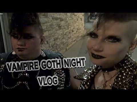 Vampire Goth Night | Madame Absinthe
