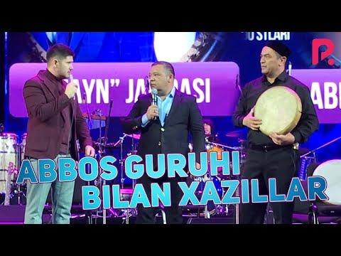 Dizayn Jamoasi - Abbos Guruhi Bilan Xazillar | Дизайн жамоаси - Аббос гурухи билан хазиллар 2020