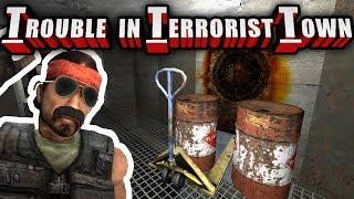 Mord im Weißen Haus! | Trouble in Terrorist Town - TTT | Zombey