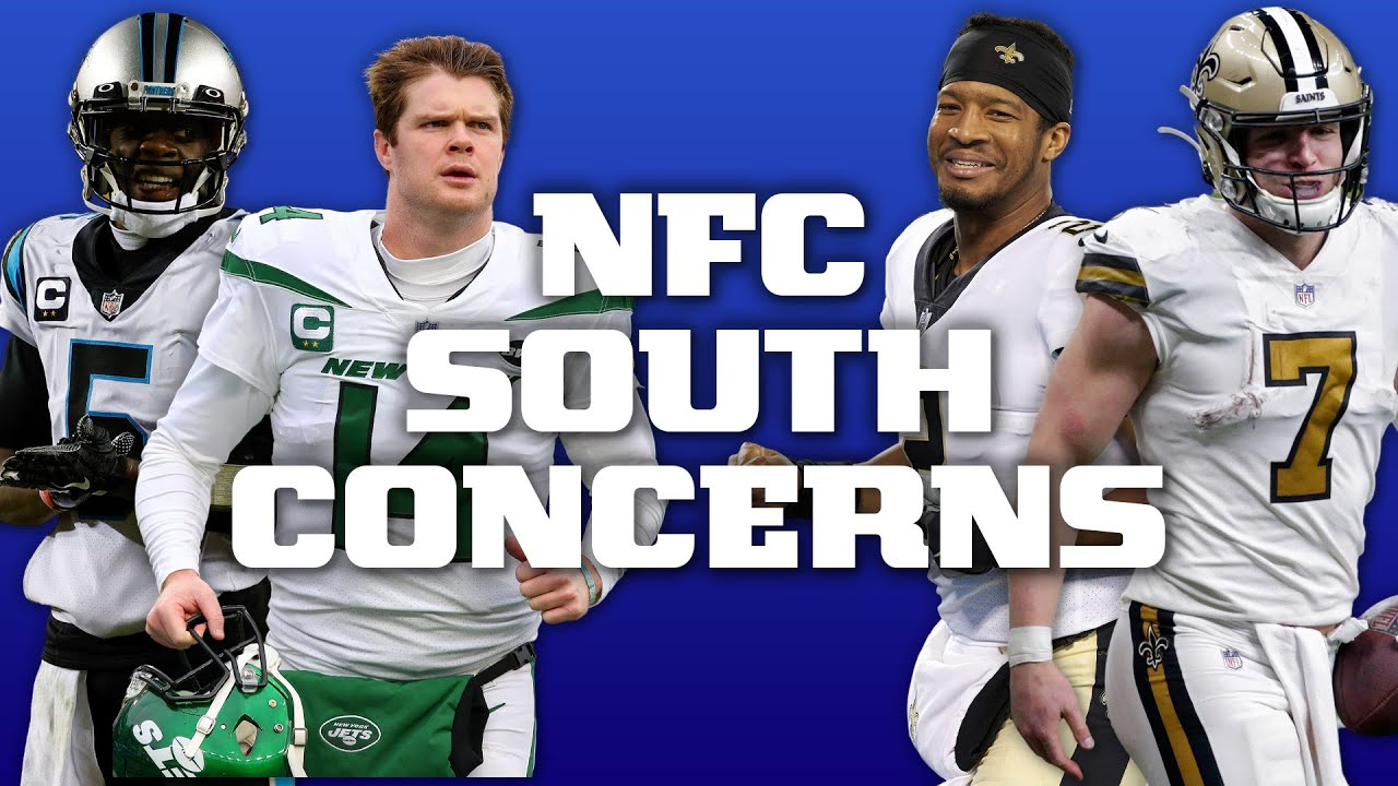 Biggest questions surrounding the NFC South | 'GMFB'