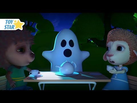 New 3D Cartoon For Kids 娄 Dolly And Friends 娄 Dating Real Ghost #55