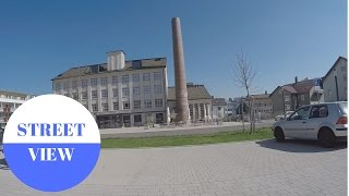 STREET VIEW: Lindenberg-Nadenberg im Allgäu in GERMANY