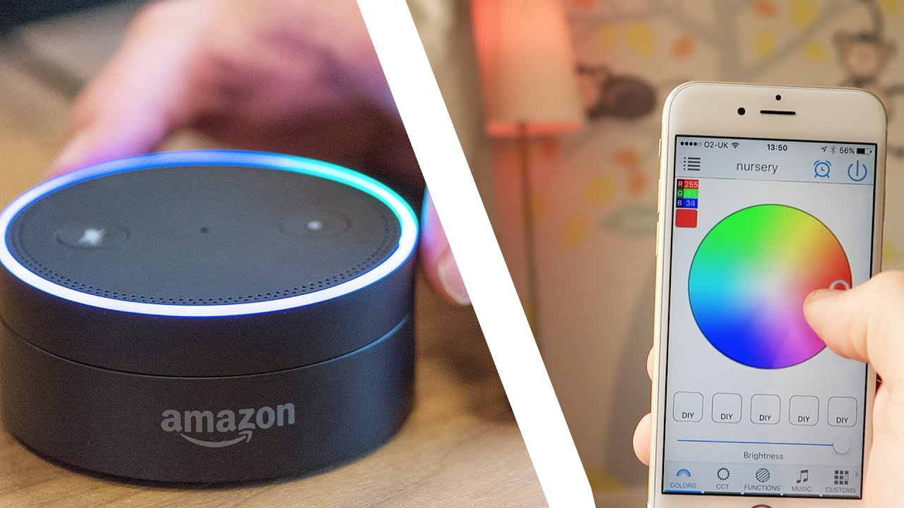 HOW TO CONNECT ALEXA TO WASSERSTEIN SMART BULB