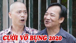 Phim Hài Quang Tèo, Bình Trọng 2020 | Va Phải Chó Full HD | Phim Hài Mới Mất 2020 Cười Vỡ Bụng