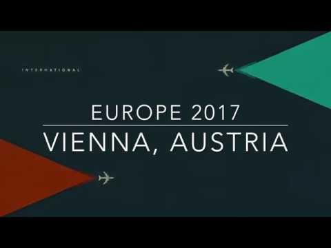Europe 2017: Austria, Czech & Switzerland