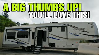 Amazing Fifth Wheel Value! Check out this Columbus RV!