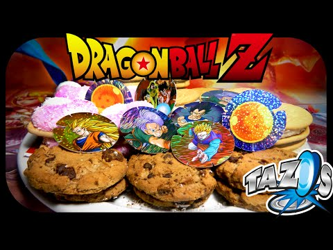 Dragon Ball Z 2016 - Vuela Tazos Prismatic [GAMESA] | Review