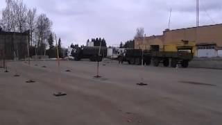 Обучение езды на камазе, грузовые автомобили России