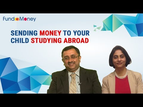 Sending Money To Your Child Studying Abroad