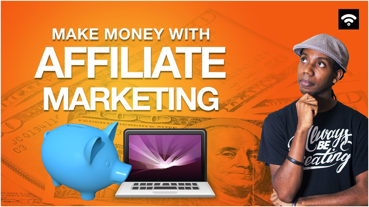 make money with AFFILIATE MARKETING using social media