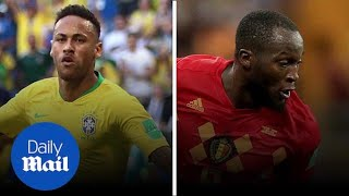 Brazil v Belgium: World Cup 2018 quarter-final preview - Daily Mail