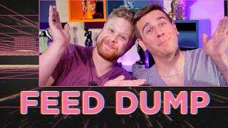 Feed Dump 322 - Snake Maniac