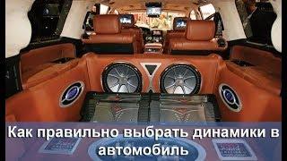 видео Как подобрать оптимальную мощность акустики. Энциклопедия автомобилиста Avtomp3.ru