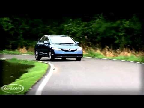 2010 Honda Civic EXL Review