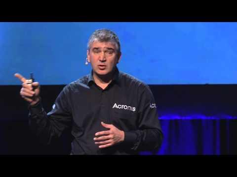 CS16 Keynote: Acronis CEO, Serguei Beloussov