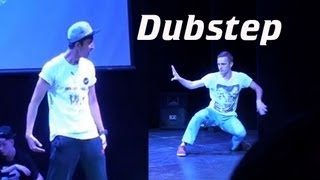 Dope Dubstep Dance Battle 2013 (Moscow Electro Beat 3)