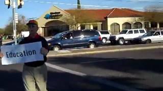AEA March 4 Schools Rally Tucson, AZ